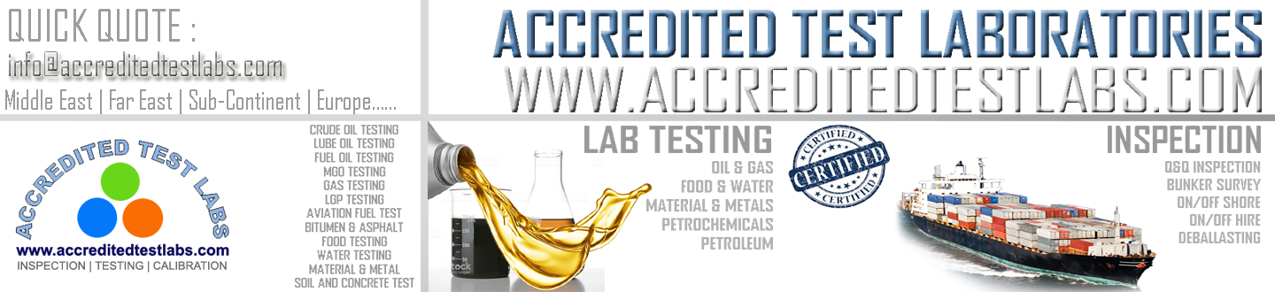 Accredited Test Laboratories