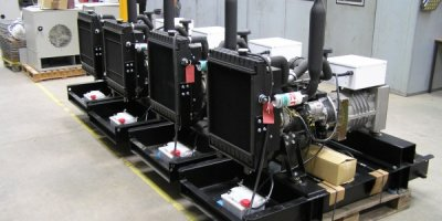 Model EXD  - Open Diesel Generator Sets