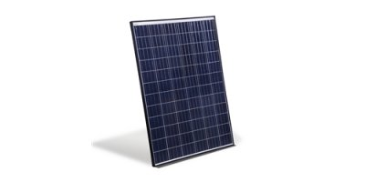 ALEKO - Model 12V - 250W - Polycrystalline Solar Panel