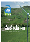 Libellula - Model 60i - Wind Turbine Datasheet