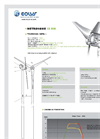 Metronome - Model 12 KW - Wind Turbine Brochure