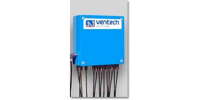 Ventech - Model VCOM-W 1A - Wind Turbine Condition Monitoring Systems