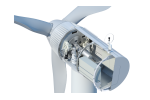 Model nED100 - Wind Turbine for Large Companies