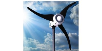 Leading Edge - Model LE-600 - Wind Turbine