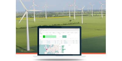 Data Collection System for MW Wind Turbines