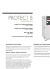 Model Protect 8.31/8.33 - 384 V DC - Uninterruptible Power Supply UPS Systems Brochure