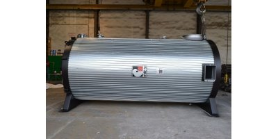 Eratic - Thermal Oil Boiler with Burner