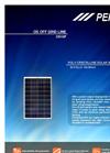 Solar Energy - Off-Grid Solar Plant by Kirloskar Integrated