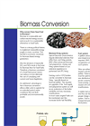 Biomass Conversion Boiler Brochure