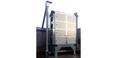 Eco Compact Wood Chip Dryer