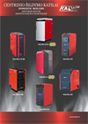 Model K-2-16 - Central Heating Solid Fuel Boiler  Brochure