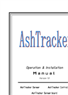 Ash Tracker - Operation and Installation Manual