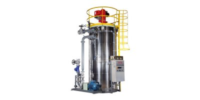 ATTSU - Model FT Series - Vertical Thermal Fluid Boilers