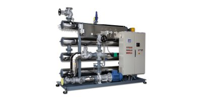 ATTSU - Model FTE Series - Thermal Fluid Electric Boiler