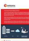 Entronix - Automated Tenant Billing Solution Software - Brochure