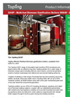 SASP 500kW - 2MW Multi-fuel Biomass Gasification Boilers Brochure