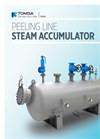 Peeling Line Steam Accumulator - Brochure