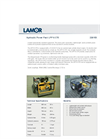 Lamor 6 C75 Hydraulic Power Pack Suction Pump - Technical Specification
