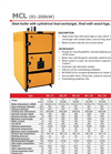 Ecotwin - Combined Wood and Pellet Boiler Brochure