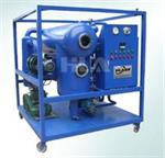 High Vacuum Transformer Oil Purifier Machine With Automatic Control Panel