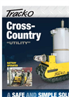 Track-O Cross-Country Utility - Electrical Distribution Equipment - Brochure