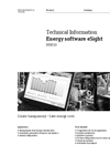 eSight MSE10 Energy software - Technical Information