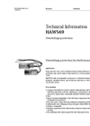 HAW569 Overvoltage Protection - Technical Information