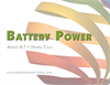 Battery Power 2014 Brochure