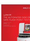 ERAFLASH S10 - The Automated Side of Safe Flash Point Testing