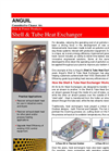 Anguil`s Shell and Tube Heat Exchanger Brochure