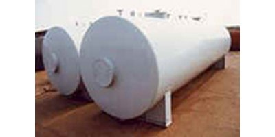 Aboveground Horizontal Cylindrical Storage Tanks