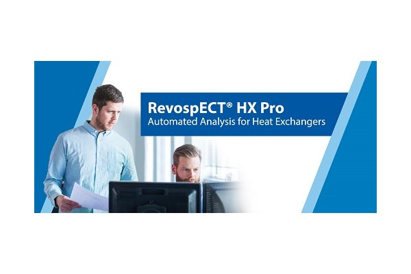 RevospECT - Version HX Pro - Automated Analysis Software for Heat Exchanger Tubing Inspections