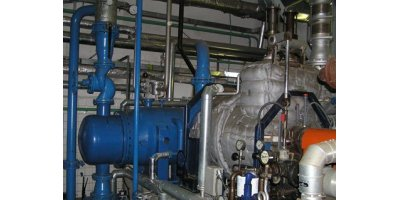 Model CSTG  - Extraction Condensing Turbines