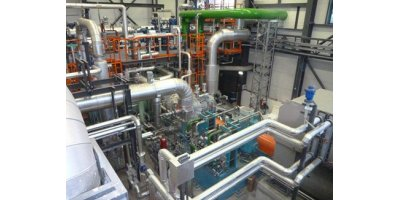 Model TG  - Axial Extraction Condensing Turbines