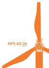 NPS - Model NPS 60-24 Class III/A - Wind Turbines - Brochure