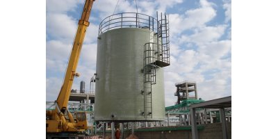 Zhongyi - On Site Winding Storage Tanks