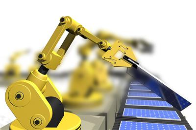 High-tech energy solution for the solar panel manufacturing industry - Energy - Solar Power