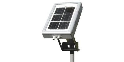 NivuLog SunFlow - Self-Sufficient, Solar-Powered Flow Measurement Station