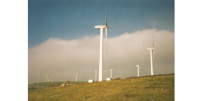 Electrical Energy of Wind Turbines