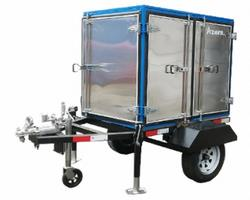 Acore - Model MTP - On Trailer Mobile Transformer Oil Filtration Machine