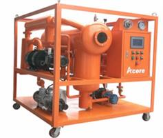 Acore - Model 3000L/H - High Vacuum Transformer Oil Purifier