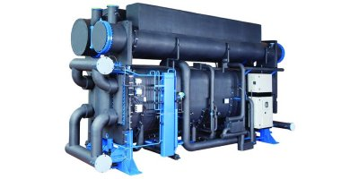 Large Industrial Absorption Chiller