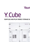 Model Y.Cube - Fully Integrated Plug and Play Energy Storage System Brochure