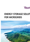 Energy Storage Solutions for Microgrids Brochure