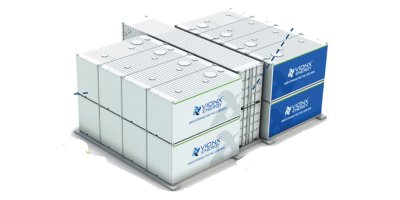 Vionx - Model VNX1000 - Long Duration Energy Storage System