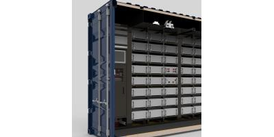 Model BESS - Battery Energy Storage System