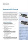 Enclosures Fact Sheet