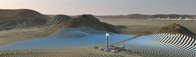 GE - Turnkey Concentrated Solar Power (CSP)