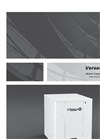 Versatec - Ultra Single Hydronic Heat Pumps Brochure