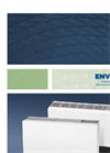 Envision - Model Console Series - Water Source/Geothermal Heat Pump - Brochure